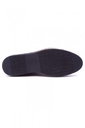 BLUESOIL Taba BS-20-36 Hakiki Deri Erkek Ayakkabı