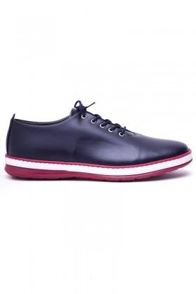 BLUESOIL Lacivert BS-20-031-MAT Erkek Ayakkabı