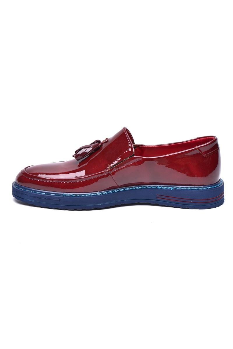 BLUESOIL Vişne BS-20-035 Erkek Ayakkabı