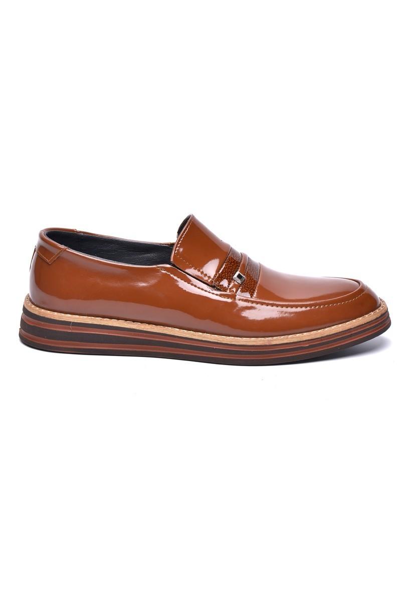 BLUESOIL Taba BS-20-015-RGN Erkek Ayakkabı