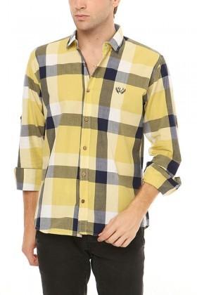 Let's Go Jeans Karışık Renkli 14Y6232 Erkek Gömlek