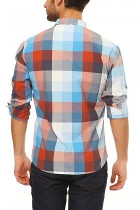 Let's Go Jeans Karışık Renkli 14Y6228 Erkek Gömlek