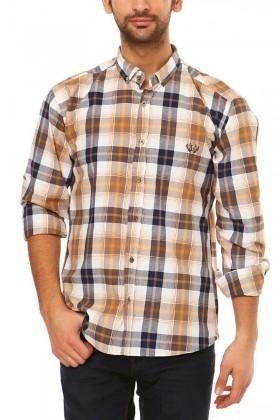 Let's Go Jeans Karışık Renkli 14Y6225 Erkek Gömlek