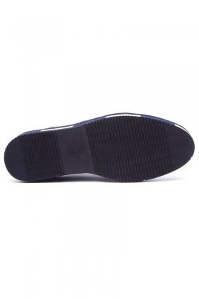 BLUESOIL Koyu Yeşil BS-20-28-ACMA Hakiki Deri Erkek Ayakkabı