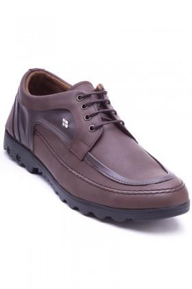 Polomen Kahverengi PLM-1200 Erkek Ayakkabı