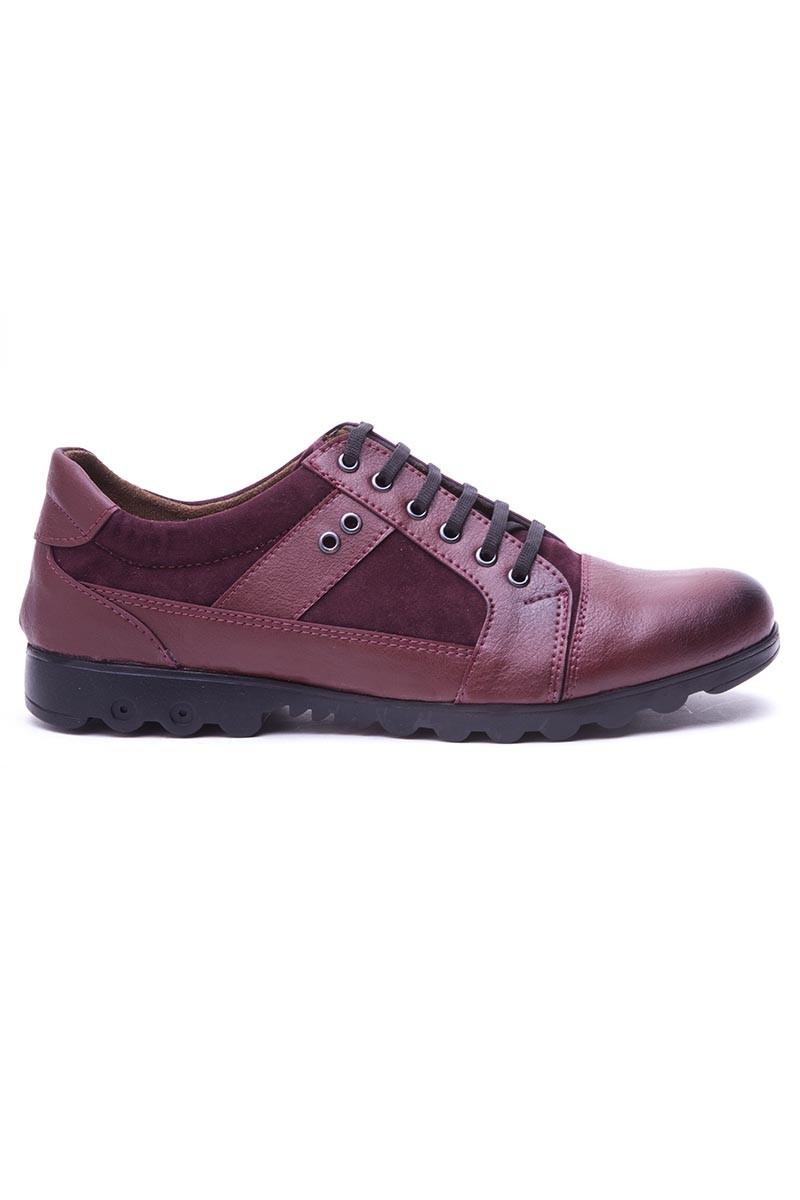 Polomen Bordo PLM-1120 Erkek Ayakkabı