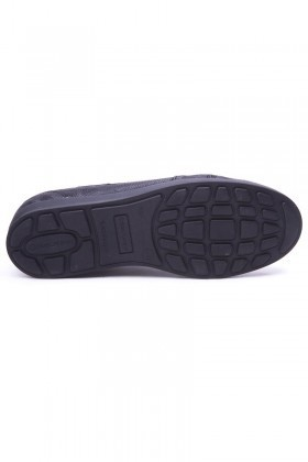 Polomen Siyah PLM-1130 Erkek Ayakkabı