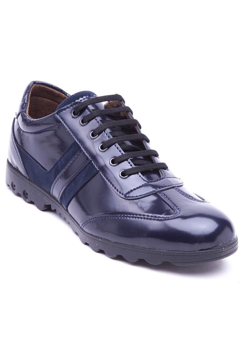 Polomen Lacivert PLM-2040-RGN Erkek Ayakkabı