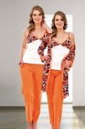Bayan Pijama ve Sabahlık Takımı