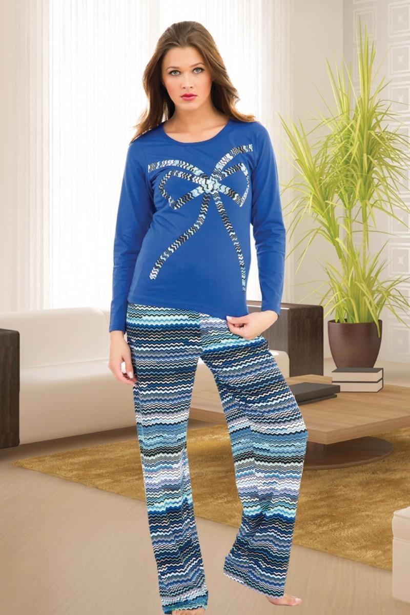 Polat Yıldız Saks PY-3683 Bayan Pijama