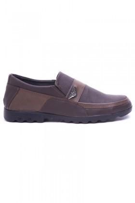Polomen Kahverengi PLM-1150 Erkek Ayakkabı