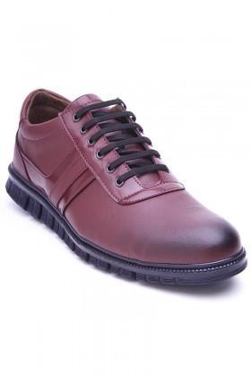 Polomen Bordo PLM-2030 Erkek Ayakkabı