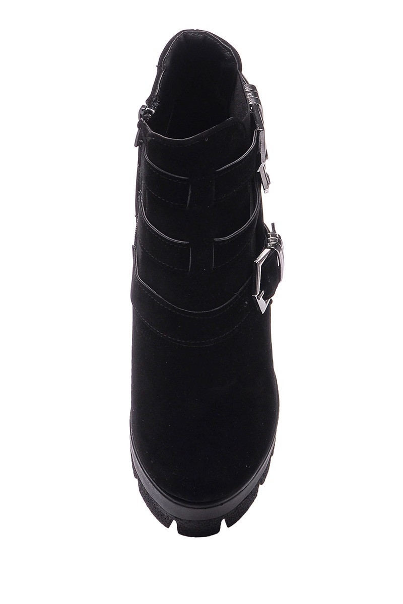 Diensi Siyah SI-108804-SUET Bayan Bot