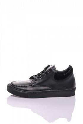 Diensi Siyah SI-104102 Bayan Ayakkabı
