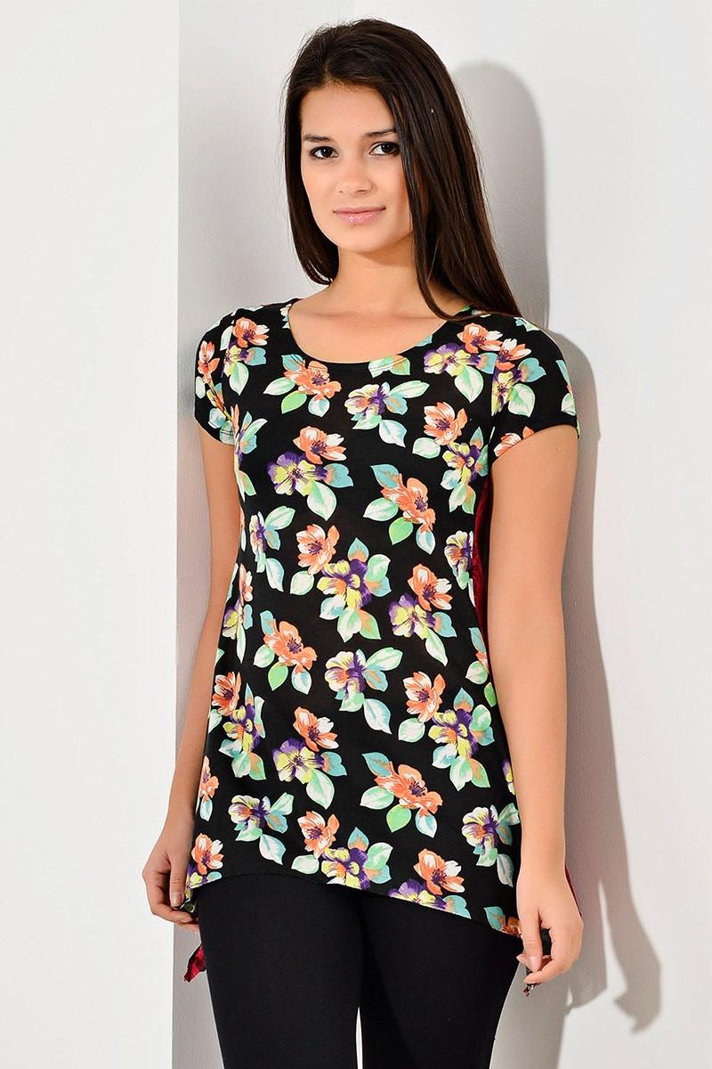 Yeni Elbisem Karışık Renkli YE-8219 Bayan Body