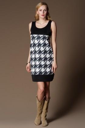 Yeni Elbisem Siyah YE-13Y00E1 Bayan Elbise