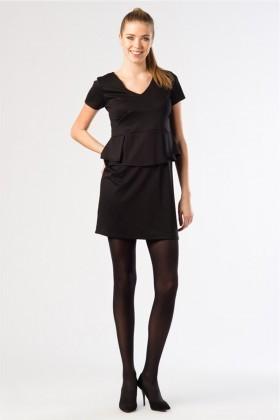 Yeni Elbisem Lacivert YE-12K022S Bayan Elbise