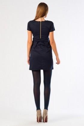 Yeni Elbisem Lacivert YE-12K022L Bayan Elbise