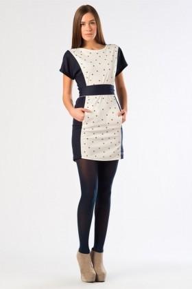 Yeni Elbisem Lacivert YE-12K010L Bayan Elbise