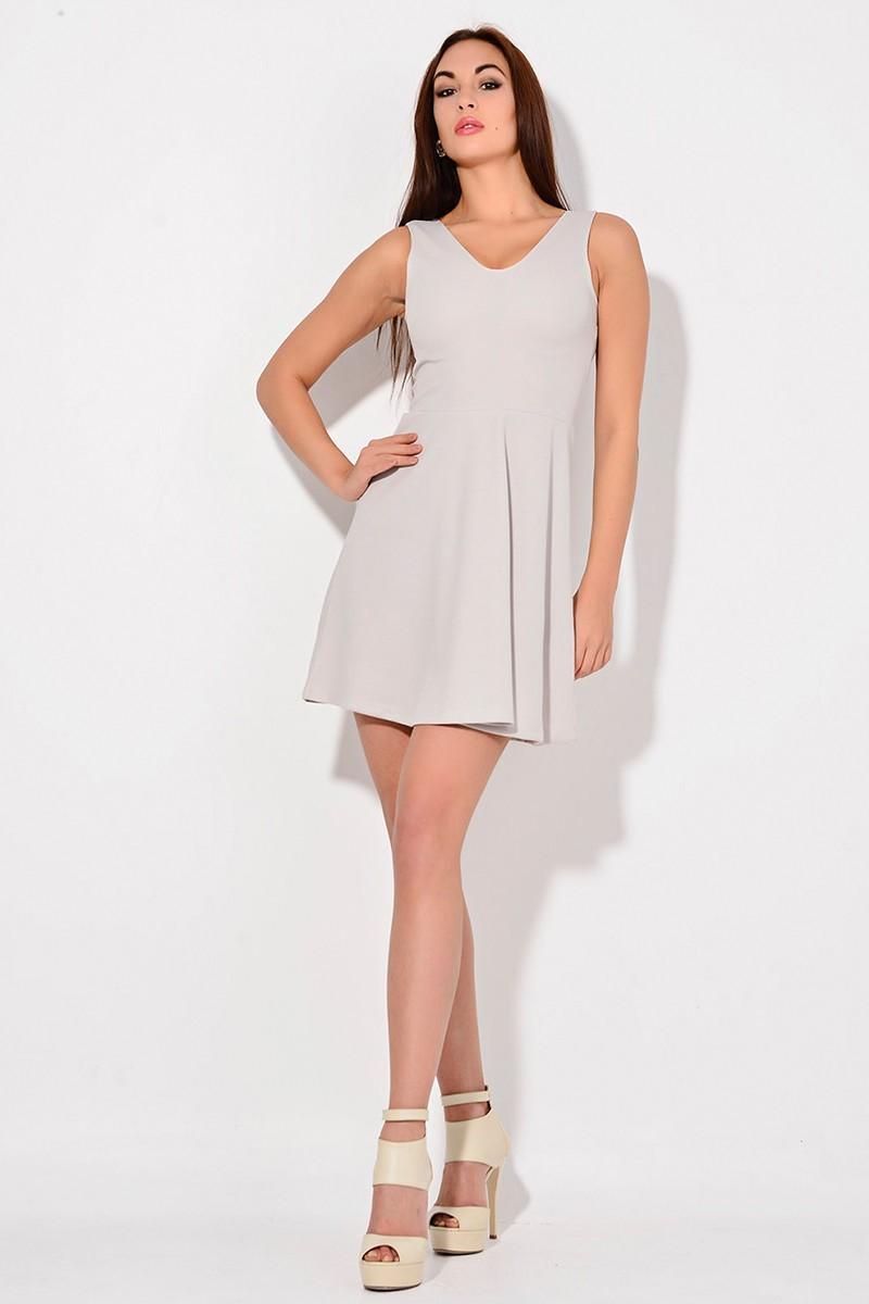 Yeni Elbisem Bej YEE-2208 Bayan Elbise