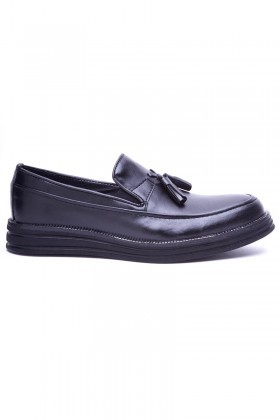 BLUESOIL Siyah BS-20-043 Erkek Ayakkabı