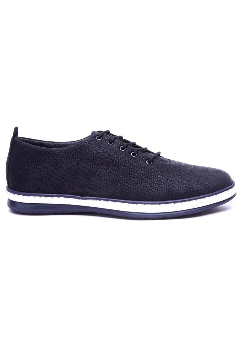 BLUESOIL Siyah BS-20-031-KOT Erkek Ayakkabı