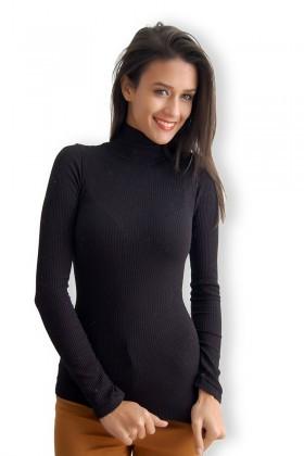 Yeni Elbisem Siyah YE-7005 Bayan Body