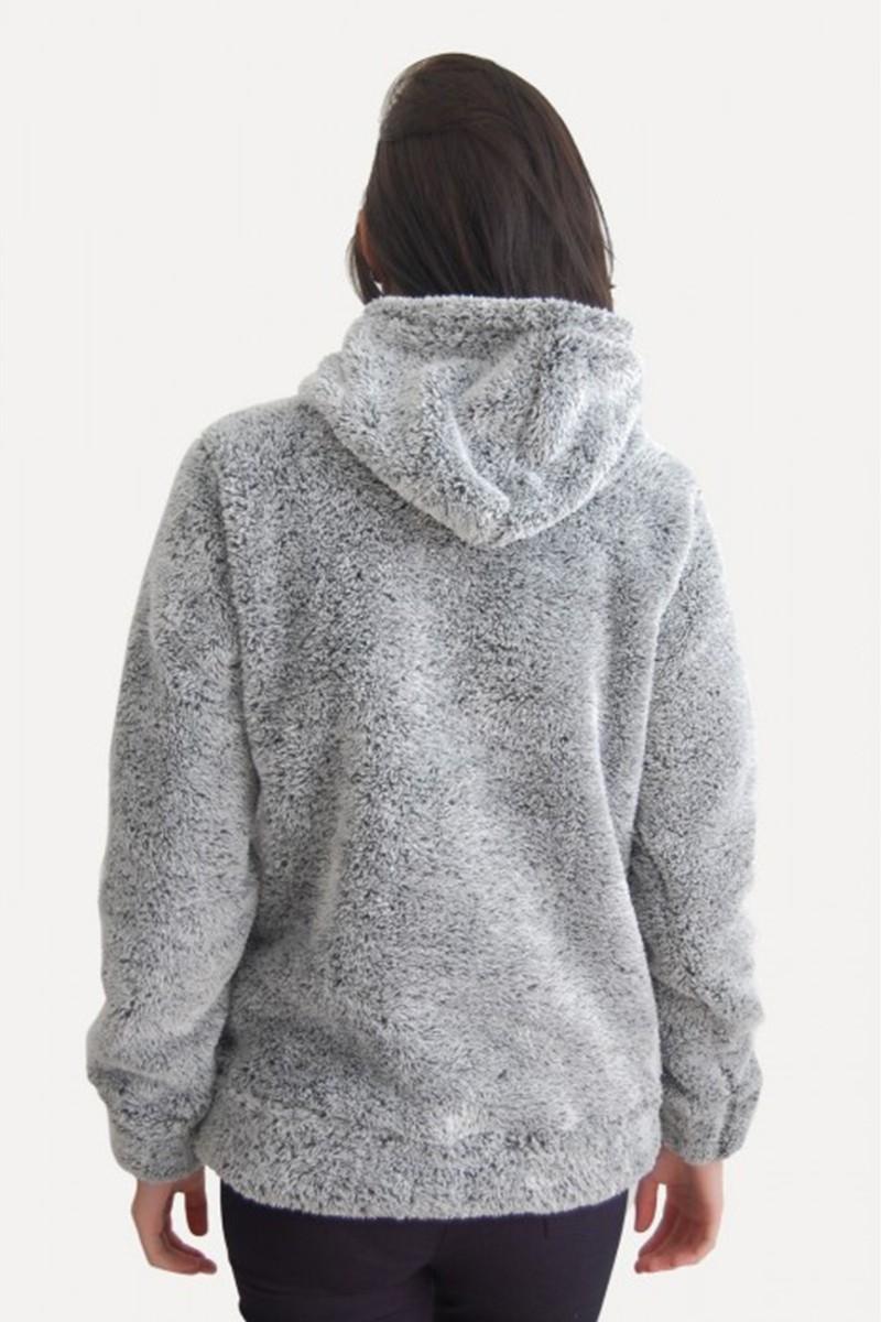 Yeni Elbisem Gri Ü-5143 Bayan Sweat