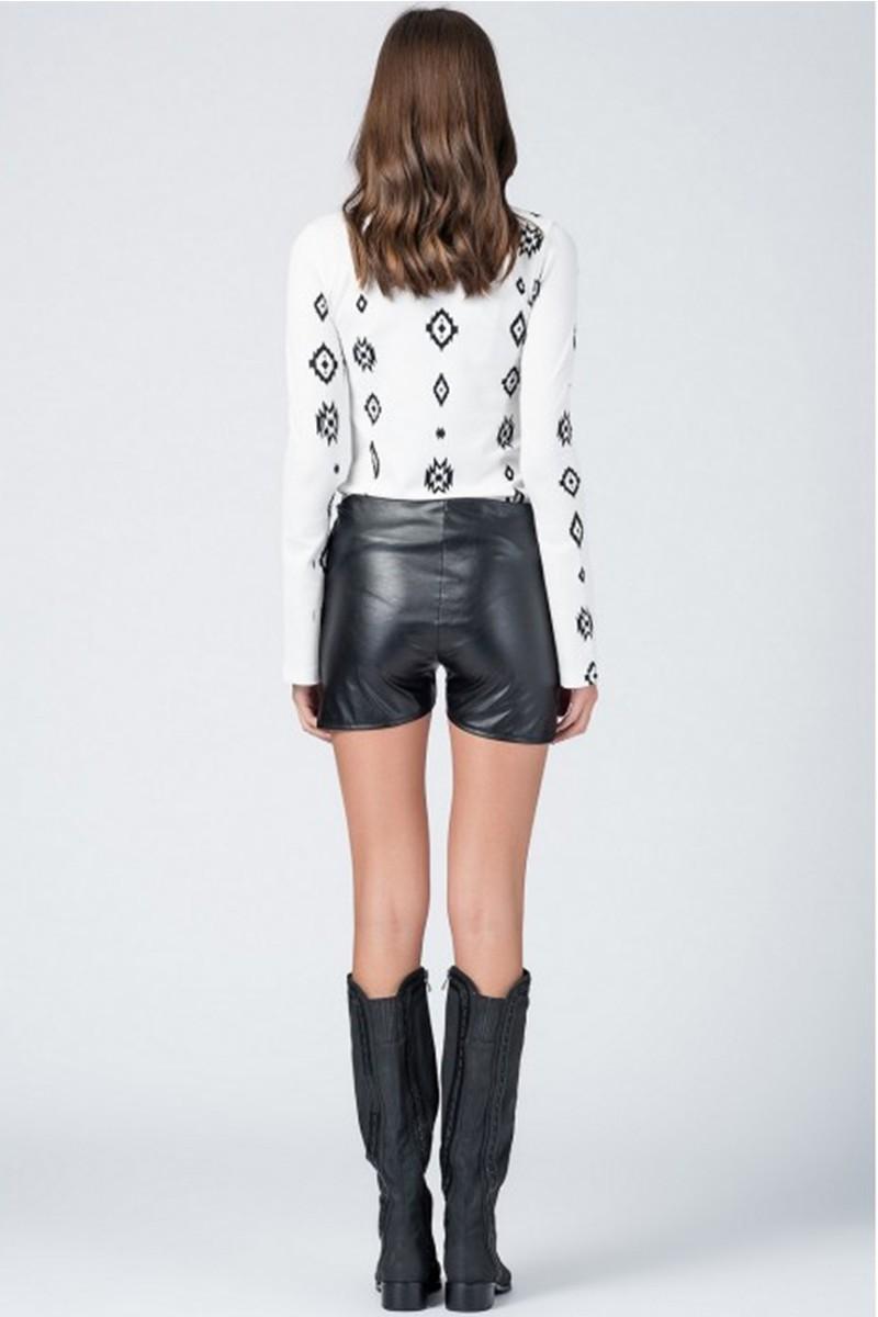 Yeni Elbisem Beyaz YEE-1401 Bayan Body