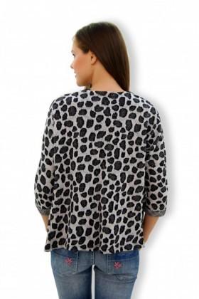 Yeni Elbisem Karışık Renkli YEE-4105 Bayan Hırka