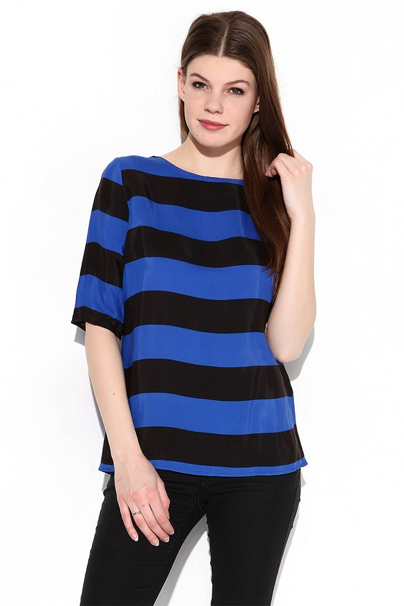 Yeni Elbisem Gri Ü-2051 Bayan Bluz