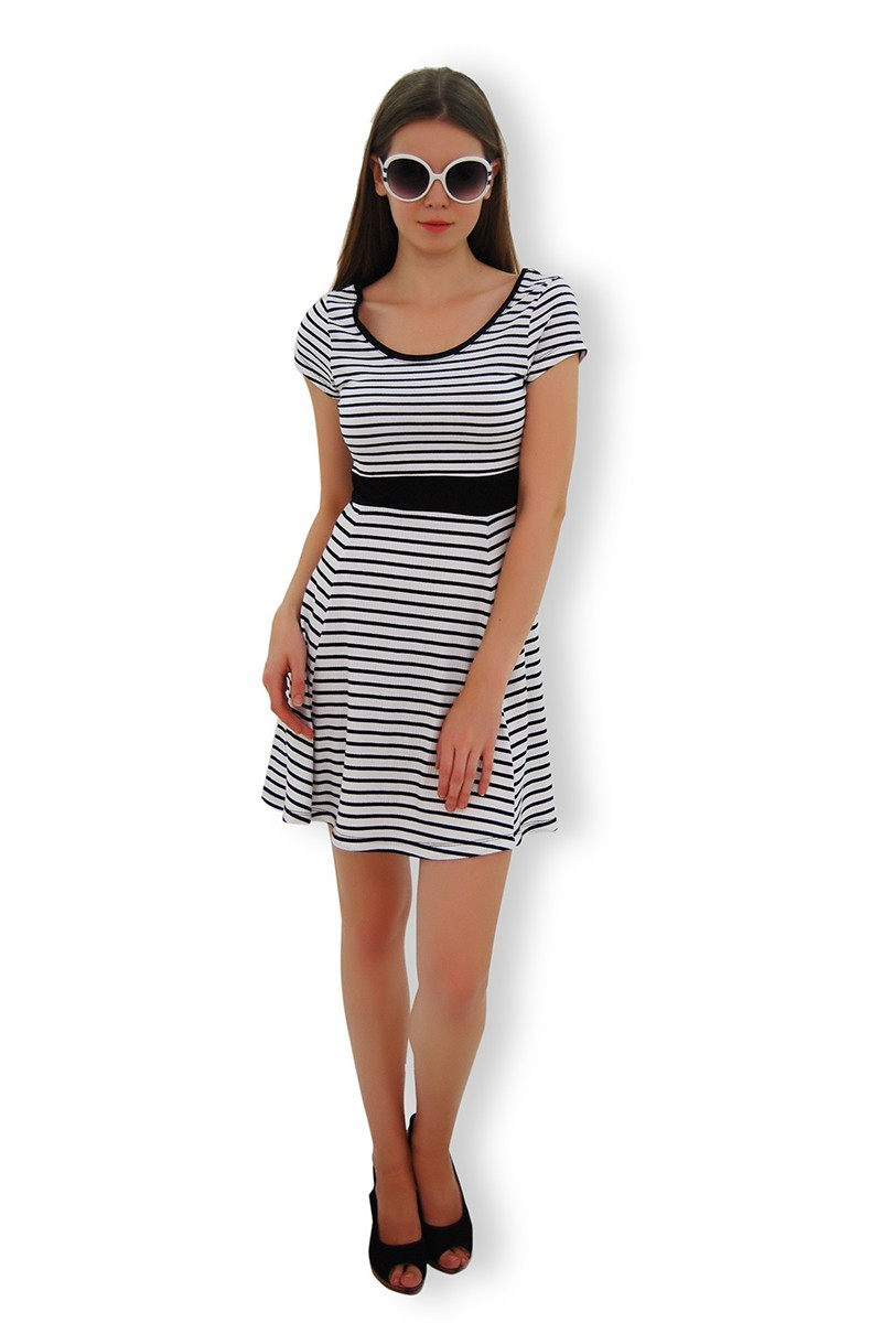 Yeni Elbisem Siyah YEE-9650 Bayan Elbise