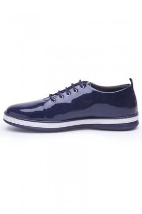 BLUESOIL Lacivert BS-20-031-RGN Erkek Ayakkabı