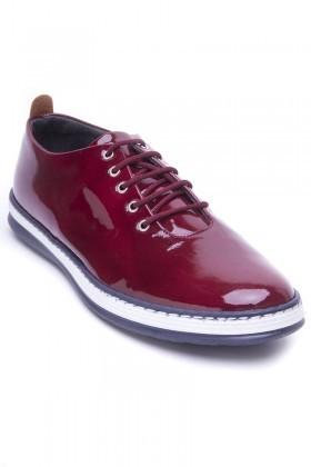BLUESOIL Bordo BS-20-031 Erkek Ayakkabı