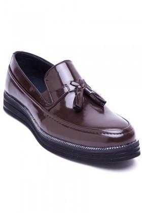 BLUESOIL Kahverengi BS-20-043 Erkek Ayakkabı