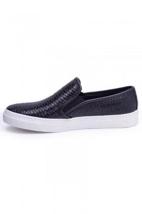 BLUESOIL Siyah BS-20-044-SYH Erkek Ayakkabı