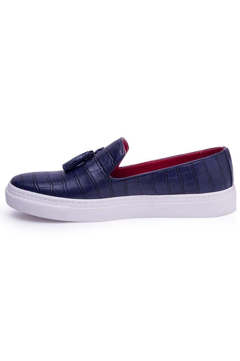 BLUESOIL Lacivert BS-20-045-LACI Erkek Ayakkabı