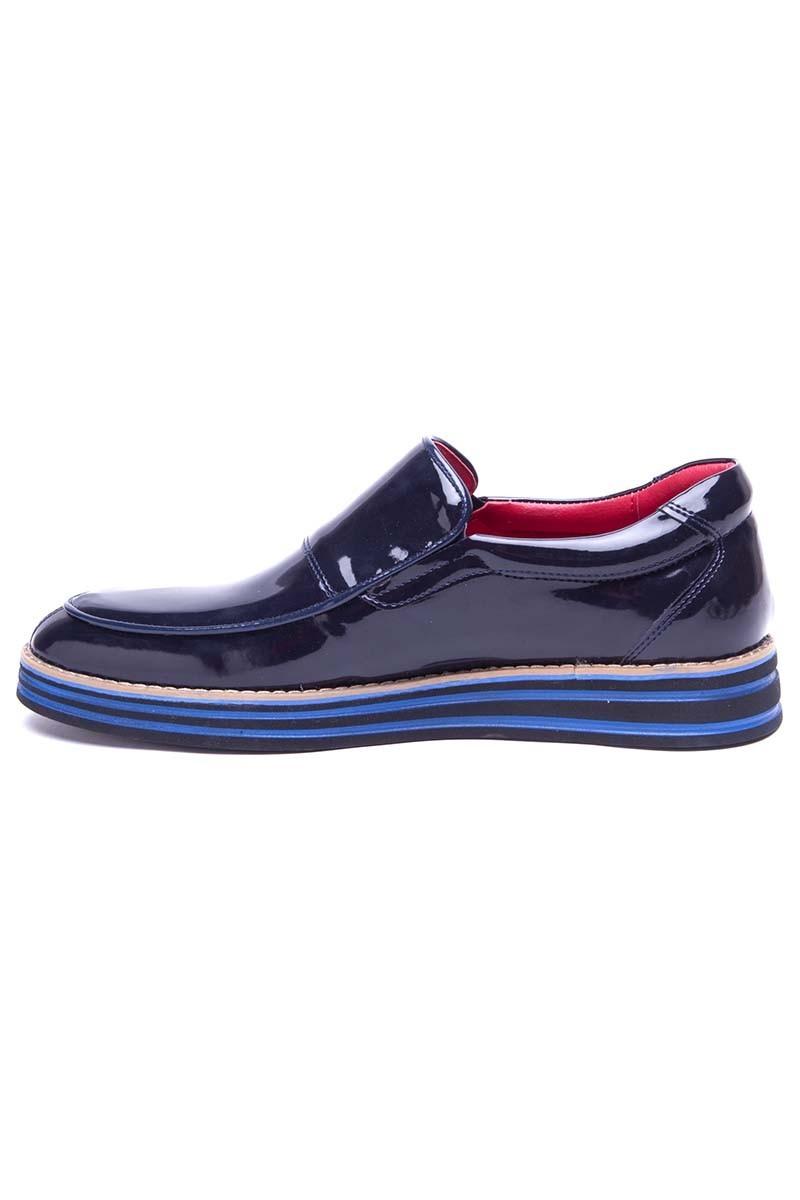 BLUESOIL Lacivert BS-20-018 Erkek Ayakkabı