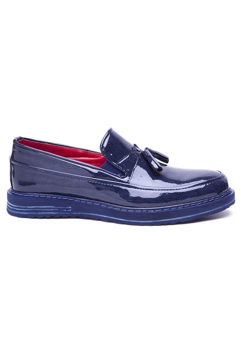 BLUESOIL Lacivert BS-20-047 Erkek Ayakkabı