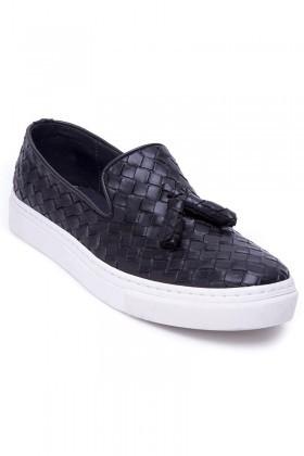 BLUESOIL Siyah BS-20-045 Erkek Ayakkabı