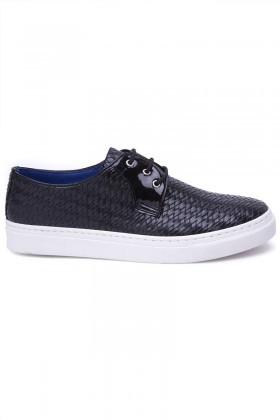BLUESOIL Siyah BS-20-050 Erkek Ayakkabı