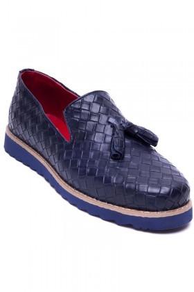 BLUESOIL Lacivert BS-20-048 Erkek Ayakkabı