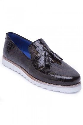 BLUESOIL Haki BS-20-048-HAKI Erkek Ayakkabı