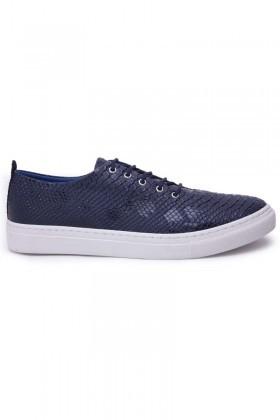 BLUESOIL Lacivert BS-20-042-YILAN Erkek Ayakkabı