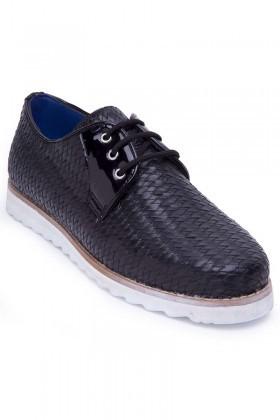 BLUESOIL Siyah BS-20-054 Erkek Ayakkabı
