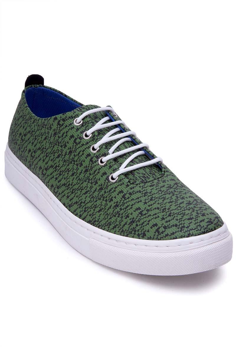 BLUESOIL Yeşil BS-20-053 Erkek Ayakkabı