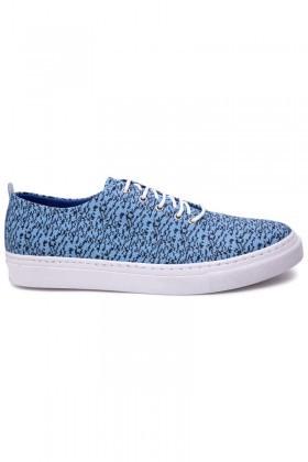BLUESOIL Turkuaz BS-20-053 Erkek Ayakkabı