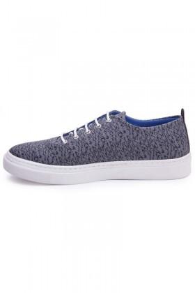 BLUESOIL Gri BS-20-053 Erkek Ayakkabı