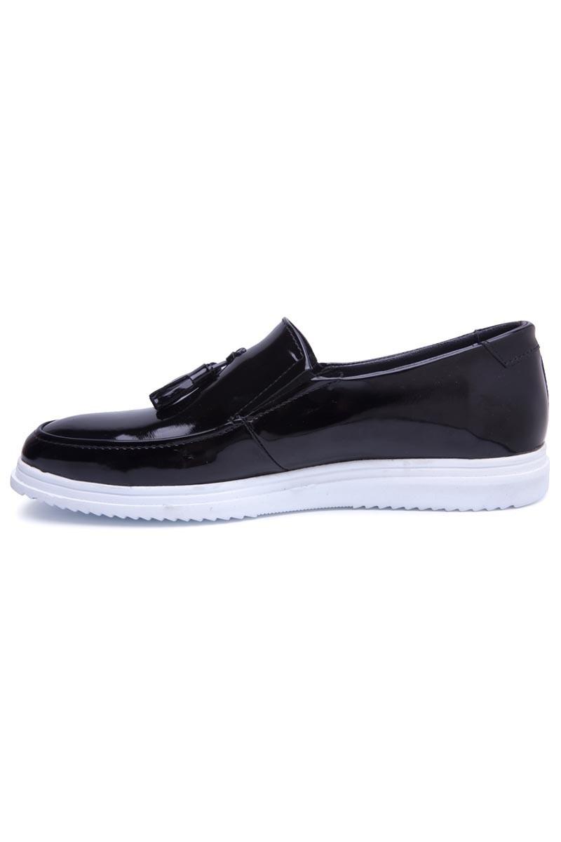 BLUESOIL Siyah BS-20-049 Erkek Ayakkabı