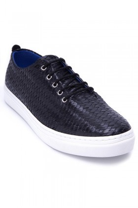 BLUESOIL Siyah BS-20-042-SHY Erkek Ayakkabı